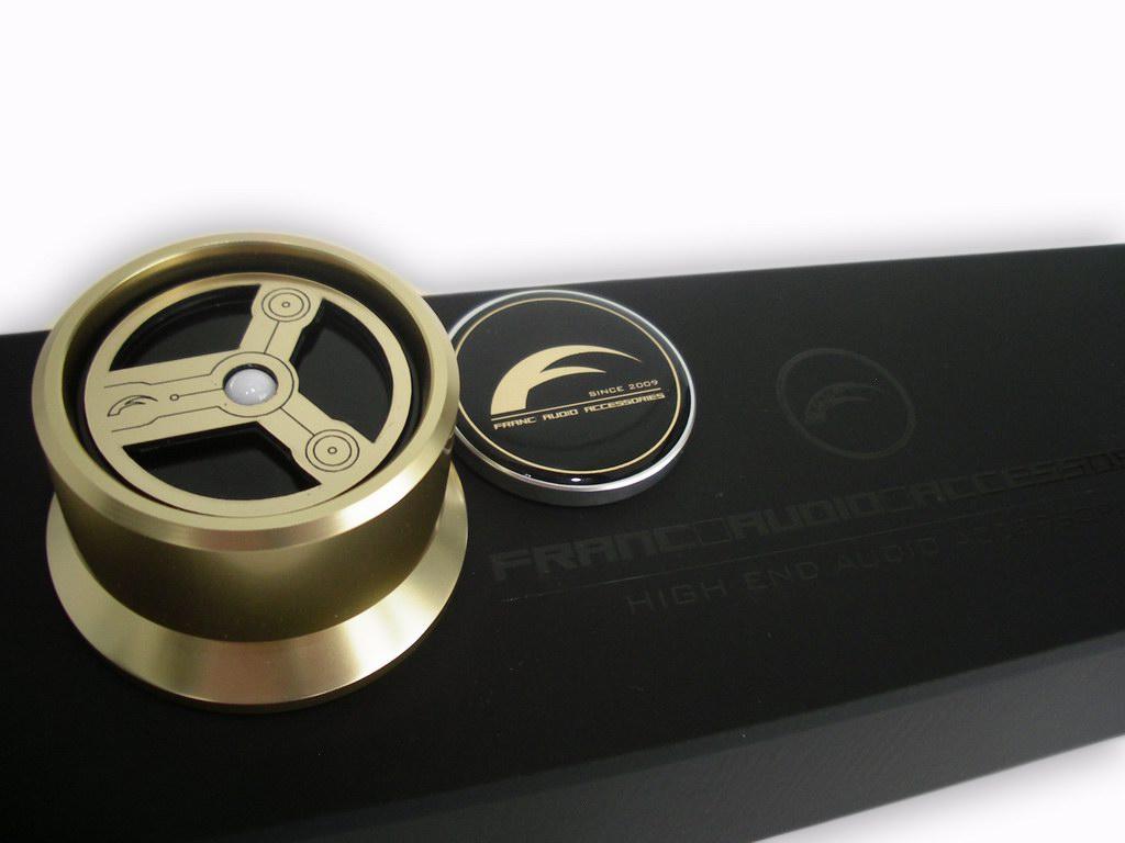 franc audio accessories ceramic disc gold_00